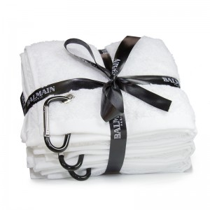 White Session Towel (3pcs)