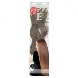 Fill-In Value Pack Natural Straight (50pcs) 55cm