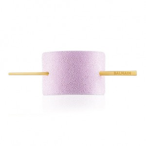 Limited Edition Crystal Pink Hair Barrette SS20