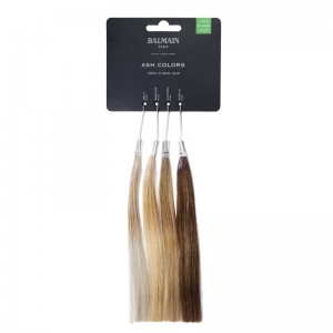 Colorring Human Hair Ash Colors